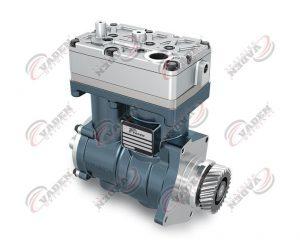 Compresor Vaden de doble cilindro 1100360001