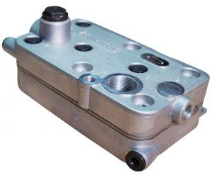 Compresor completo cilindro