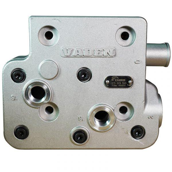 Culata completa del compresor Vaden 250350