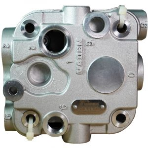 Culata completa del compresor Vaden 251150