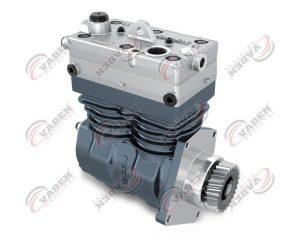 Compresor Vaden de doble cilindro 1100250001